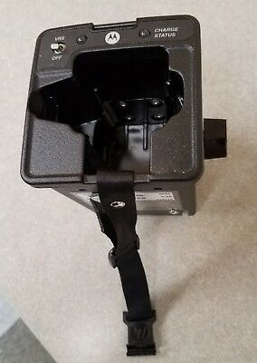 NEW MOTOROLA NNTN7624 DC 12V IMPRES Vehicle Adaptive Charger Kit (NNTN7619)