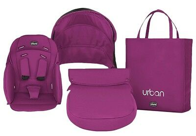 NIP Chicco Urban Magia Baby Stroller Color Accessory Kit