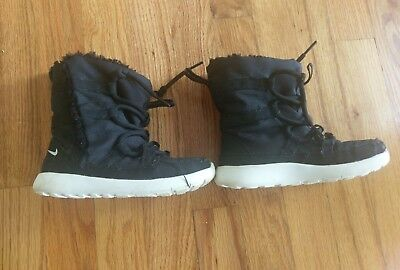 Nike Girls Snow Boots Size 11 C
