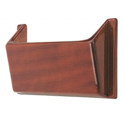 Lower Inside Door Hand Crafted Solid Wood Storage Pocket