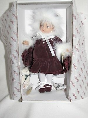 """Effanbee Patsyette """"Merry Moments"""" Collector's Club Doll"""