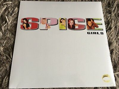 Spice Girls - Spice - Sealed Vinyl LP Wannabe 2 Become 1 Say You'll Be There