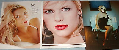 CLAIRE DANES 142x Clippings 1998-to-recent