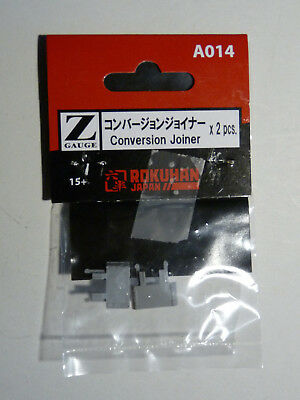 ROKUHAN échelle Z A014 JOINT DE CONVERSION RAIL