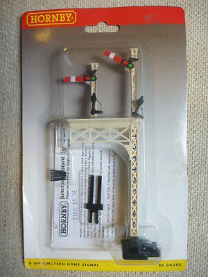 Hornby R169 Junction Home Signal NEW & SEALED!