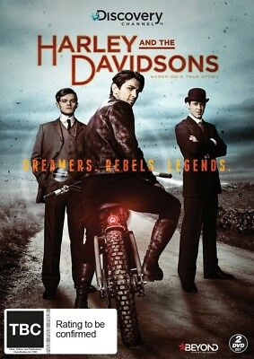 Harley and the Davidsons: Series 1 [Region 4] - DVD - New - Free Shipping.