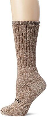 Ausangate Alpacor Heavy Weight Hiking Socks - Sand/brown - Ladies Medium