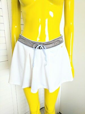 NIKE Sphere Dry Tennis Skirt with Built-in Shorts Size S (4-6)