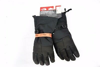 The North Face Men's Powdercloud Gore-Tex Glove in Black NEW Size S-L