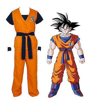 Son Goku Turtle senRu Costume Outfits for Halloween Cosplay Party Dragon Ball Z