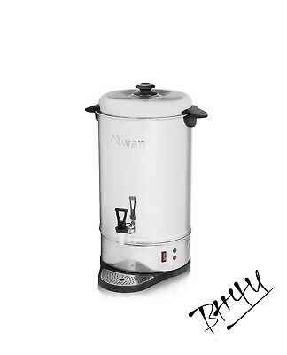 Swan Stainless Steel 20 Litre Catering Urn With Automatic Temperature Control