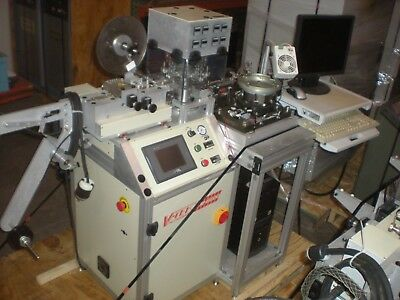 V-Tek TM-6600 Taping Machine for producing taped reels of components - #1
