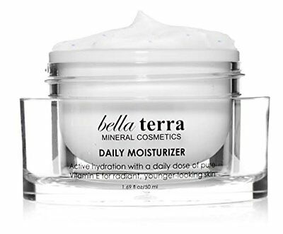Bella Terra Cosmetics - Daily Moisturizer - Multi-Faceted Benefits