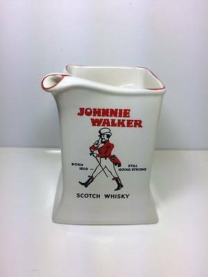Wade pottery Johnnie Walker Scotch Whisky water jug