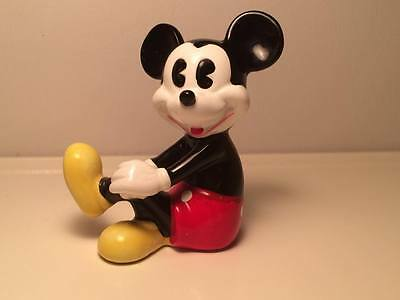 vintage MIckey Mouse japan ceramic figurine pie eye