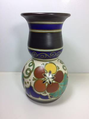Plazuid 987 Gouda pottery vase made in Holland