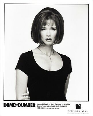 1994 DUMB and DUMBER - (8x10 Movie Press Photo) Lauren Holly