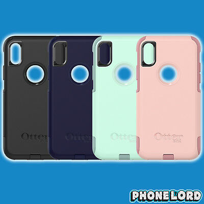 Genuine OtterBox Commuter case cover iPhone X/XS heavy duty tough Shock Proof