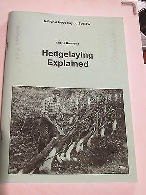 Hedgelaying Explained