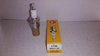Genuine NGKBR2-LM Spark Plug Fits Many Briggs & Stratton Engines See List Here