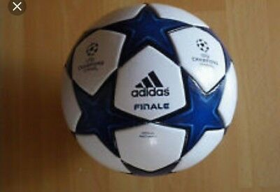 Pallone Official Match Ball Adidas Finale 2010 Champions League Footgolf