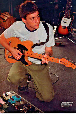 Graham Coxon - Full Page Magazine Picture Photo Cutting - Blur / Britpop 1996