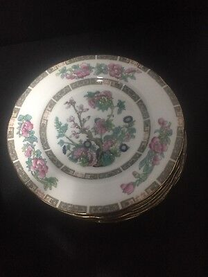 "Duchess ""Indian Tree"" 6.5"" Side Plates - UK SELLER"