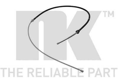 Cable, parking brake for SEAT Mii