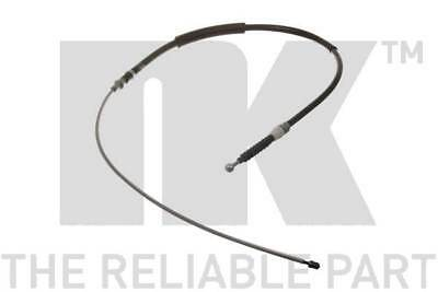 Cable, parking brake for AUDI A3 Convertible