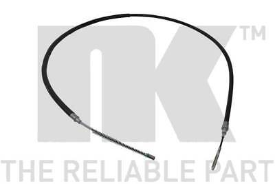 Cable, parking brake for VW CADDY II Pickup