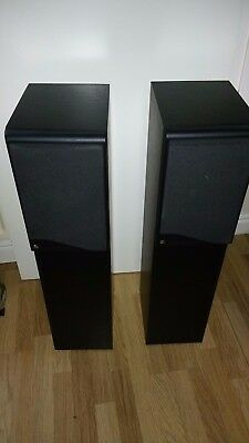 Audiophile KEF Coda 9 Speakers