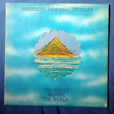 PFM - The World Became The World - Vinyl LP - 1974 - Original Pressing