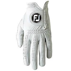Footjoy Pure Touch Limited Golf Glove Mens Regular Left Hand Pearl 64013