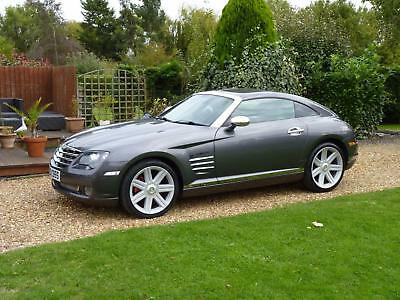 2004 Chrysler Crossfire 3.2 Coupe Auto **IMMACULATE ENTHUSIAST'S CAR**