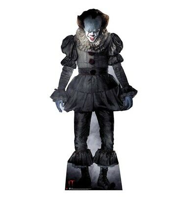 Pennywise the Dancing Clown - It (2017 Film) - Advanced Graphics Life Size Cardb