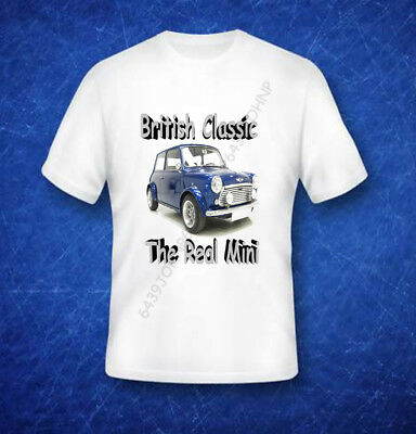 British Classic The Real Mini, Enthusiasts T Shirt