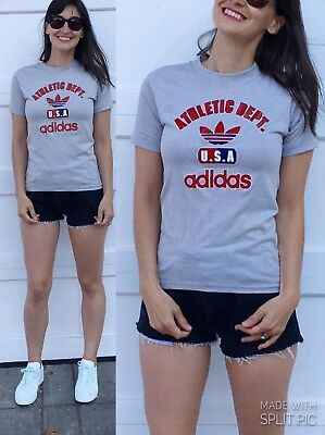 Vintage NOS Adidas T Shirt Youth L