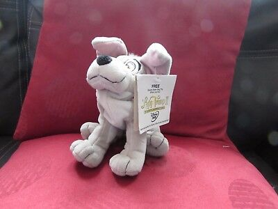 Soft Plush Scamp The Dog Promotional Toy From Disney's Lady & The Tramp 2 Movie
