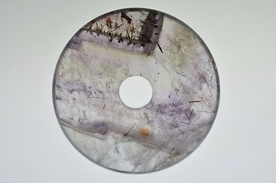"Auralite 23 ""Royal Collection"" Polished Energy Wheel RARE! A+++ CANADA!"