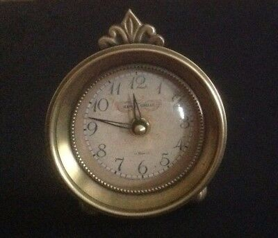 Timeworks, Berkeley California, Brass Clock
