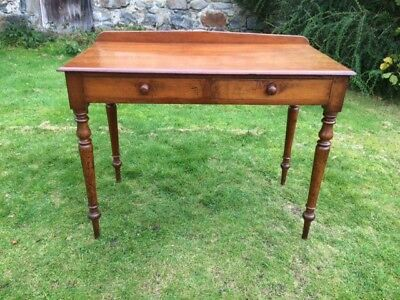 Late Victorian Desk / Hall Table