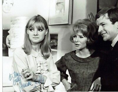 Anneke Wills Actress Doctor Who (Polly) Hand Signed Photograph 8 x 6