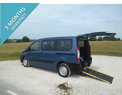 2010  Peugeot Expert Tepee Comfort   Wheelchair Accessible Disabled Vehicle