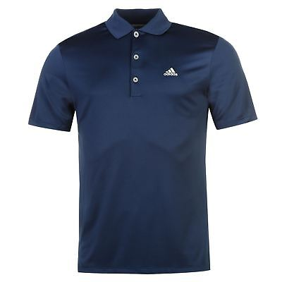 Adidas Men's Performance Polo Golf Shirt - ADIPERFORM Polo NEW