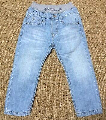 Boys LEVI'S jeans age 18 months in good condition
