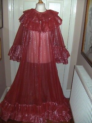 Pantomime Dame Finale  Coat  Theatrical Stage Show Costume Drama Panto