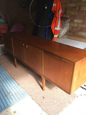 1960s furniture by McIntosh Sideboard retro