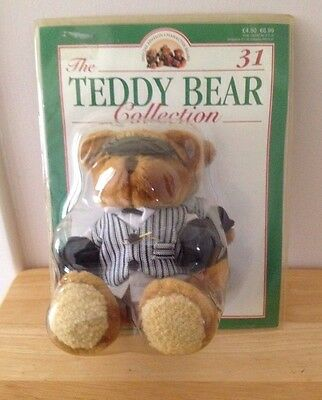 The Teddy Bear Collection - No.31  Clive The Cashier