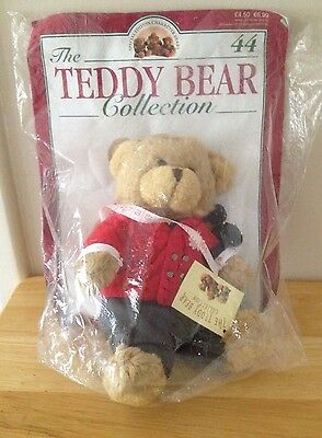 The Teddy Bear Collection  -  No.44  Toby The Tailor