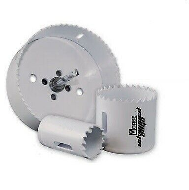 "Morse Advanced Edge Bi-Metal Hole Saw Mk62 3-7/8"" (98 Mm)"
